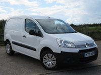 2015 CITROEN BERLINGO 1.6 850 ENTERPRISE L1 HDI 1d 89 BHP £5890.00