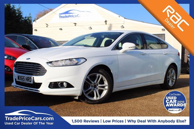 View our 2015 65 FORD MONDEO MONDEO DIESEL HATCHBACK - 2.0 TDCi 180 Titanium 5dr Powershift