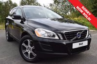 USED 2012 12 VOLVO XC60 2.4 D5 SE LUX AWD 5d AUTO 212 BHP FULL VOLVO SERVICE HISTORY! SAT NAV! PANORAMIC ROOF! STUNNING HIGH SPEC CAR!