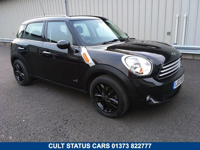 2013 13 MINI COUNTRYMAN 1.6 COOPER D ALL4 5d 112 BHP 4X4 WITH CHILLI PACK