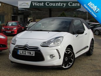 2012 CITROEN DS3 1.6 E-HDI DSTYLE PLUS 3d 90 BHP £7000.00