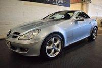 2007 MERCEDES-BENZ SLK 1.8 SLK200 KOMPRESSOR 2d AUTO 161 BHP £6500.00