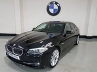 2010 BMW 5 SERIES 2.0 520D SE 4d 181 BHP £SOLD