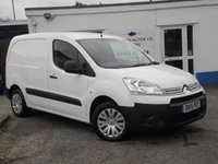 2015 CITROEN BERLINGO 1.6 625 ENTERPRISE L1 HDI 1d 74 BHP £5995.00