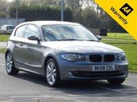 USED 2008 58 BMW 1 SERIES 2.0 118D EDITION ES 3d 141 BHP