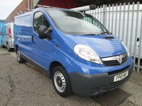 2010 VAUXHALL VIVARO 2700 2.0 CDTi 115 SWB *ONE OWNER*AIR CON* £SOLD