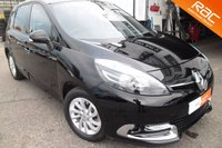USED 2014 14 RENAULT SCENIC 1.5 DYNAMIQUE TOMTOM ENERGY DCI S/S 5d 110 BHP GREAT ALL ROUND VEHICLE