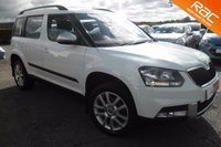2014 SKODA YETI 2.0 OUTDOOR S TDI CR 5d 109 BHP £9000.00