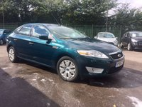2008 FORD MONDEO 1.8 EDGE TDCI 5d NEW INJECTORS AND TIMING CHAIN NEW  MOT £2250.00
