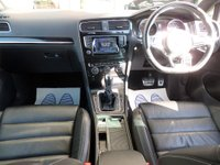 USED 2014 64 VOLKSWAGEN GOLF 2.0 GTD DSG 5d AUTO 182 BHP **LEATHER * SAT NAV ** ** NAVIGATION * HEATED BLACK LEATHER * FULL VW SERVICE HISTORY **