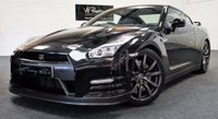 USED 2015 15 NISSAN GT-R 3.8 V6 2d AUTO 550 BHP *PAINT PROTECTED FILM-1 OWNER*