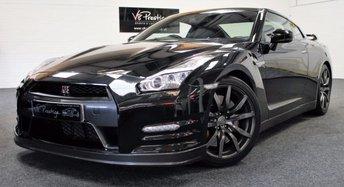 2015 NISSAN GT-R 3.8 V6 2d AUTO 550 BHP £SOLD