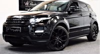USED 2013 63 LAND ROVER RANGE ROVER EVOQUE 2.2 SD4 DYNAMIC 5d AUTO 190 BHP **PAN ROOF-STEALTH PACK**