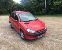 2005 PEUGEOT 206 SW S HDI £SOLD