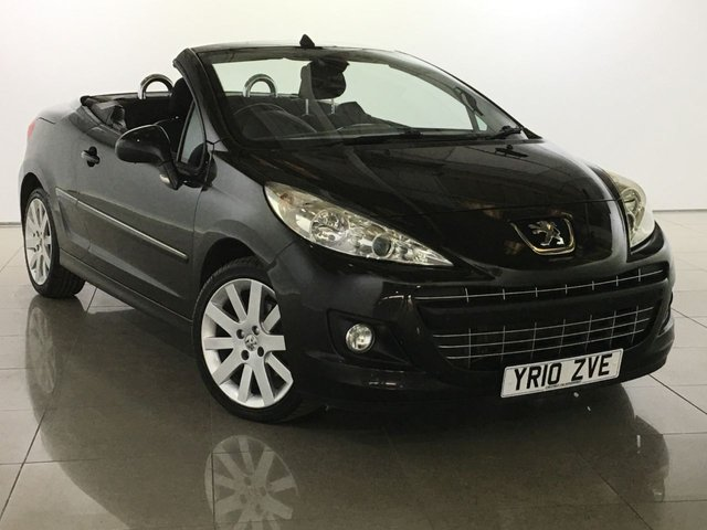View our 2010 10 PEUGEOT 207 1.6 CC GT HDI 2d 108 BHP
