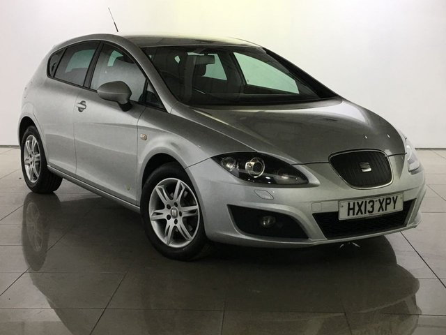 View our 2013 13 SEAT LEON 1.6 CR TDI ECOMOTIVE SE COPA 5d 103 BHP