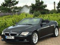 2009 BMW 6 SERIES 3.0 635D SPORT 2d AUTO 282 BHP £11995.00