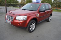 USED 2007 57 LAND ROVER FREELANDER 2.2 TD4 GS 5d 159 BHP Get Ready for Winter