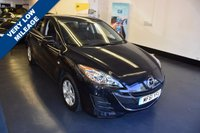 USED 2011 61 MAZDA 3 1.6 TS 5d 105 BHP ONLY 12,000 MILES , 1 PREVIOUS OWNER