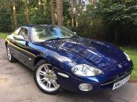 2002 JAGUAR XK8 4.0 V8 COUPE 2d 290 BHP £5995.00