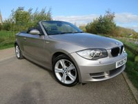 USED 2008 08 BMW 1 SERIES 2.0 120I SE 2d 168 BHP SERVICE HISTORY, FULL LEATHER!