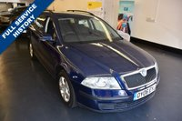 USED 2006 06 SKODA OCTAVIA 1.9 AMBIENTE TDI 5d 103 BHP FULLY PREPARED INCLUDING A FULL SERVICE AND NEW MOT