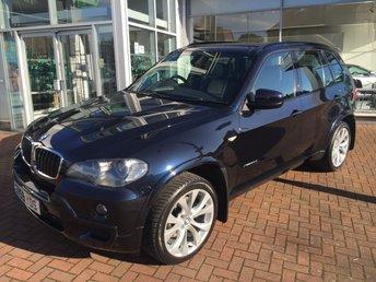 2009 BMW X5 3.0 XDRIVE30D M SPORT 5d AUTO 232 BHP £16250.00