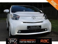 USED 2009 59 TOYOTA IQ 1.0 VVT-I IQ2 3d 68 BHP A STUNNING CAR WITH EXCELLENT SPEC AND A FULL SERVICE HISTORY!!!