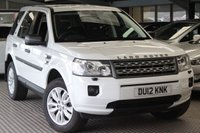 USED 2012 12 LAND ROVER FREELANDER 2.2 TD4 GS 5d 150 BHP LOVELY EXAMPLE IN THE BEST COLOUR