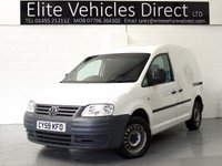 2010 VOLKSWAGEN CADDY