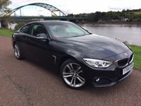 USED 2014 64 BMW 4 SERIES 2.0 420D XDRIVE SPORT 2d AUTO 181 BHP **HEATED SEATS**