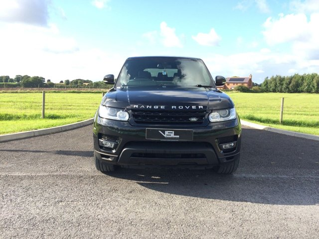2014 63 LAND ROVER RANGE ROVER SPORT 3.0 SDV6 AUTOBIOGRAPHY DYNAMIC 5d AUTO 288 BHP