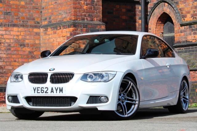 2012 62 BMW 3 SERIES 3.0 330d Sport Plus 2dr