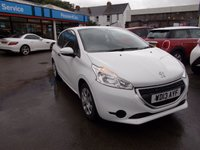 USED 2013 13 PEUGEOT 208 1.0 ACCESS 3d 68 BHP