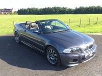 2003 BMW M3 M3 3200cc Convertible £POA