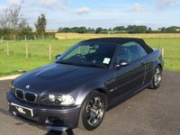 USED 2003 03 BMW M3 M3 3200cc Convertible