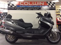USED 2010 10 SUZUKI AN 638cc AN 650  ONLY 11,000 MILES WITH FSH!!!