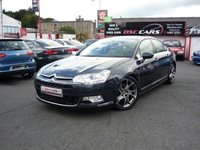 USED 2009 59 CITROEN C5 3.0 EXCLUSIVE HDI 4d AUTO 240 BHP