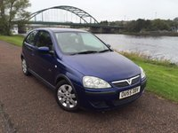 USED 2005 55 VAUXHALL CORSA 1.2 SXI PLUS 16V TWINPORT 3d 80 BHP **UNWANTED PART ECHANGE**
