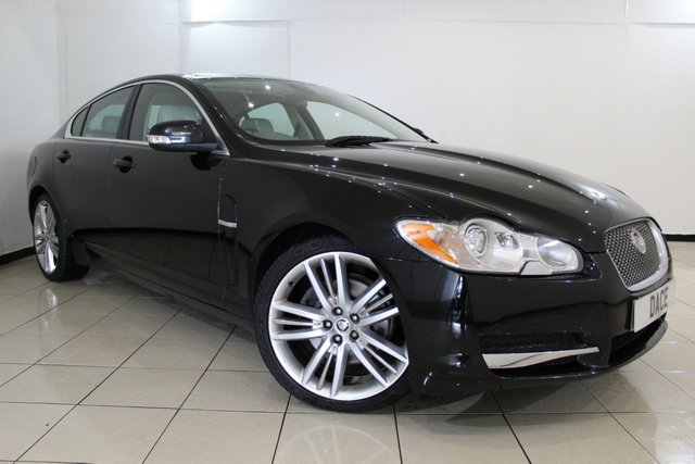 View our 2008 58 JAGUAR XF 2.7 PREMIUM LUXURY V6 4DR 204 BHP