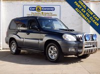 USED 2005 05 HYUNDAI TERRACAN 2.9 CDX CRTD 5d 161 BHP Comprehensive History Leather 0% Deposit Finance Available