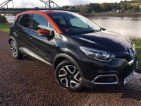 USED 2015 15 RENAULT CAPTUR 0.9 DYNAMIQUE S MEDIANAV ENERGY TCE S/S 5d 90 BHP **STUNNING CAR - SERVICE PLAN**