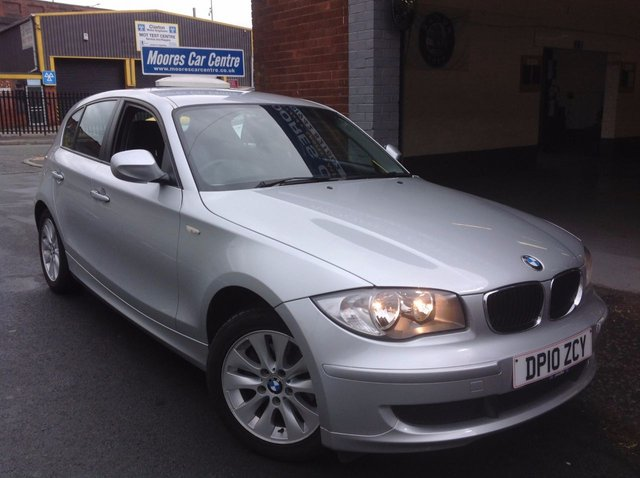 2010 10 BMW 1 SERIES 2.0 116I ES