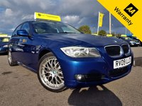 USED 2009 09 BMW 3 SERIES 2.0 320D ES 4d 175 BHP! p/x welcome! 2 OWNERS! SERVICE HISTORY! 18 INCH WHEELS! AUX! PUSH/ START! 6 SPEED! AIR-CON! NEW MOT & SERVICE! PUSH/START! 2 OWNERS! SERVICE HISTORY! AUX! 18 INCH WHEELS! 6 SPEED! AIR-CON! NEW MOT & SERVICE!