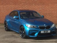 USED 2016 BMW 2 SERIES 3.0 M2 2d AUTO 365 BHP
