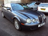 2005 JAGUAR S-TYPE 3.0 SE V6 4d 240BHP £1490.00