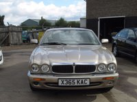 USED 2000 JAGUAR XJ 3.2 EXECUTIVE V8 4d AUTO 240 BHP STEERING WHEEL MOUNTED TELEPHONE CONTROLS