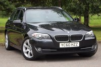 USED 2010 60 BMW 5 SERIES 2.0 520D SE TOURING 5d AUTO 181 BHP