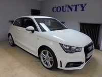 USED 2011 11 AUDI A1 1.6 TDI S LINE 3d 103 BHP * TWO OWNERS * FULL HISTORY *
