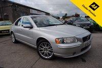 2006 VOLVO S60 2.4 SE D5 4d AUTO 183 BHP £1595.00